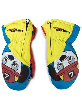 Level Level Ръкавици за ски Glove 4146JM06 Цветен