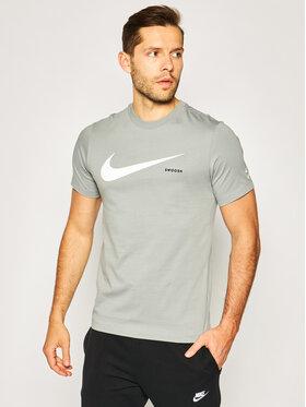 NIKE NIKE Marškinėliai Nsw Swoosh CK2252 Standard Fit
