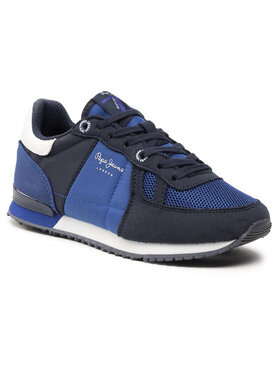 Pepe Jeans Pepe Jeans Sneakers Sydney Basic Aw19 PBS30420 Dunkelblau