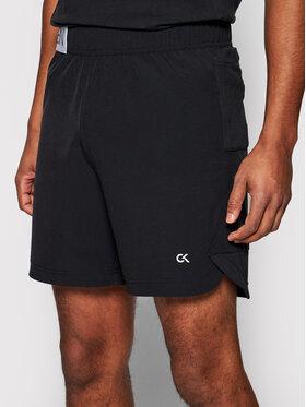 Calvin Klein Performance Calvin Klein Performance Спортни шорти Wo 00GMS1S827 Черен Regular Fit