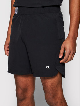 Calvin Klein Performance Calvin Klein Performance Športové kraťasy Wo 00GMS1S827 Čierna Regular Fit