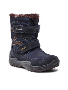 Primigi Primigi Cizme de zăpadă GORE-TEX 8384233 D Bleumarin