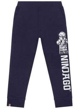 LEGO Wear LEGO Wear Jogginghose 12010051 Dunkelblau Regular Fit