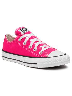 Converse Converse Sneakers aus Stoff Ctas Ox 170157C Rosa