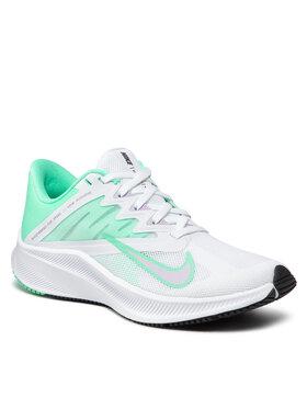 Nike Nike Παπούτσια Quest 3 CD0232 111 Λευκό