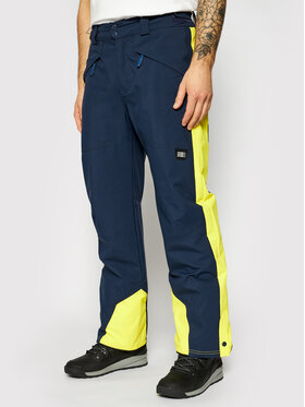 O'Neill O'Neill Pantaloni de schi Hammer Graphic 0P3015 Bleumarin Regular Fit