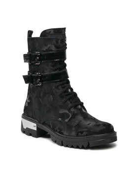 Nessi Nessi Ορειβατικά παπούτσια 20764 Μαύρο
