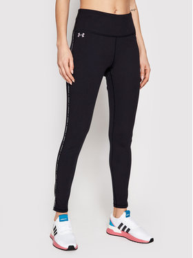 Under Armour Under Armour Leggings Ua Favorite 1356404 Fekete Slim Fit
