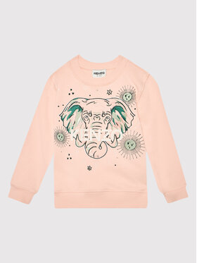 Kenzo Kids Kenzo Kids Bluza K15135 Różowy Regular Fit