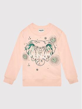 Kenzo Kids Kenzo Kids Sweatshirt K15135 Rose Regular Fit