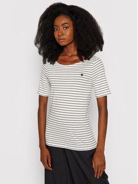Marc O'Polo Marc O'Polo T-Shirt 106 2183 51195 Biały Slim Fit