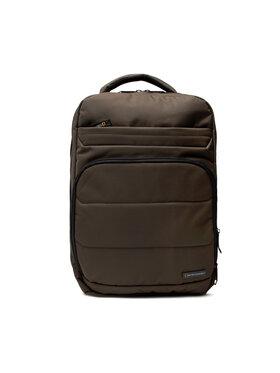 National Geographic National Geographic Kuprinė Backpack 3 Compartments N00710.11 Žalia