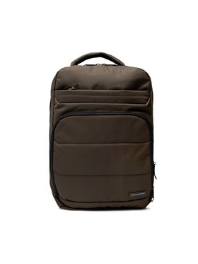 National Geographic National Geographic Σακίδιο Backpack 3 Compartments N00710.11 Πράσινο