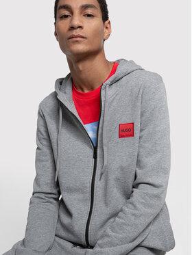 Hugo Hugo Sweatshirt Daple204 50435519 Gris Regular Fit