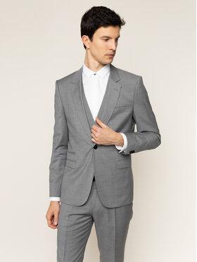 Hugo Hugo Costume Arti/Hesten 202 V1 50427352 Gris Regular Fit