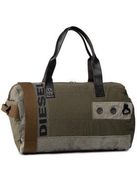 Diesel Diesel Σάκος D-Tishbag Travel Bag X07353 PR555 Πράσινο