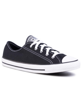 Converse Converse Кецове Ctas Dainty Ox 564982C Черен