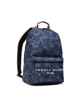 Tommy Hilfiger Tommy Hilfiger Σακίδιο Th Established Palm Backack AM0AM07642 Σκούρο μπλε