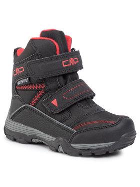 CMP CMP Stivali da neve Kids Pyry Snow Boot Wp 38Q4514 Nero