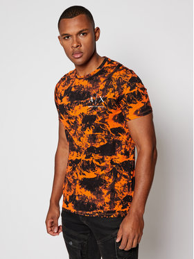 Armani Exchange Armani Exchange T-Shirt 6HZTEC ZJ2UZ 2479 Barevná Slim Fit