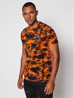 Armani Exchange Armani Exchange T-shirt 6HZTEC ZJ2UZ 2479 Multicolore Slim Fit