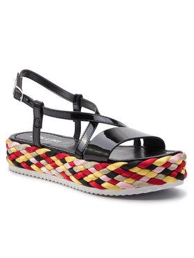 Pollini Sandále SA16584G07TS300A Čierna