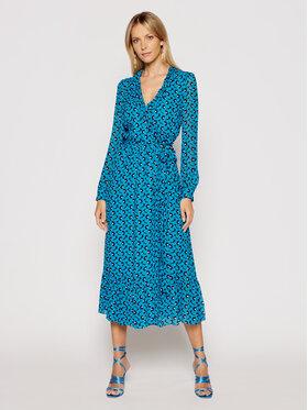 MICHAEL Michael Kors MICHAEL Michael Kors Každodenné šaty MS18Y8Z1BZ Modrá Regular Fit