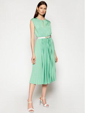 Marella Marella Ежедневна рокля Briose 36210311 Зелен Relaxed Fit