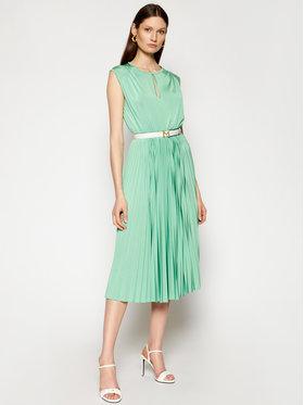 Marella Marella Každodenní šaty Briose 36210311 Zelená Relaxed Fit