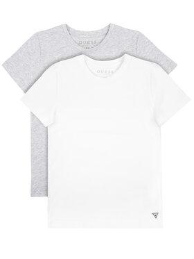 Guess Guess Komplet 2 t-shirtów L93G01 JR003 Kolorowy Regular Fit