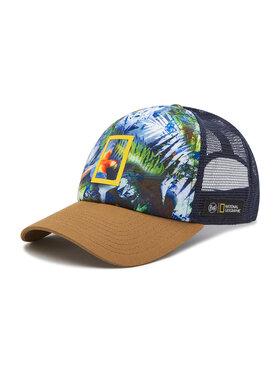 Buff Buff Καπέλο Jockey Trucker Cap 125382.555.30.00 Έγχρωμο