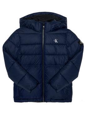Calvin Klein Jeans Calvin Klein Jeans Kurtka puchowa Essentail IB0IB00557 Granatowy Regular Fit