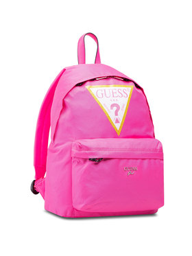 Guess Guess Plecak Jaymi HGJAY1 PU211 Różowy