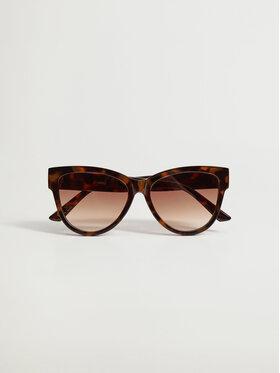 Mango Mango Okulary przeciwsłoneczne Miconos 17011091 Brązowy