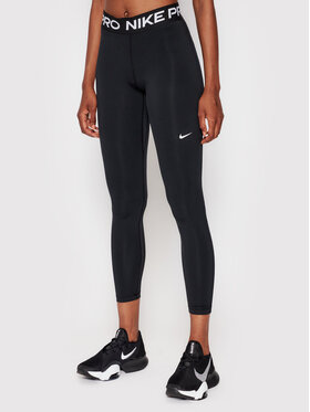 Nike Nike Colanți Pro CZ9779 Negru Tight Fit