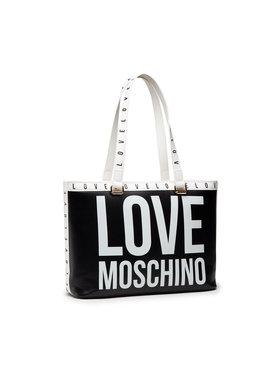 LOVE MOSCHINO LOVE MOSCHINO Дамска чанта JC4180PP1DLI0000 Черен