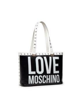 LOVE MOSCHINO LOVE MOSCHINO Torbica JC4180PP1DLI0000 Crna
