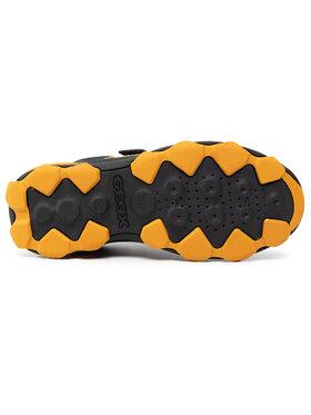 Geox Geox Sneakersy J Buller B.D J949VD 054FU C9241 D Černá