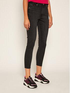 Tommy Jeans Tommy Jeans Дънки Skinny Fit Sylvia DW0DW08394 Черен Skinny Fit