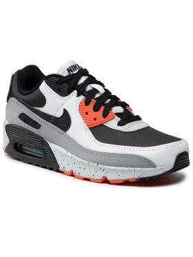 Nike Nike Boty Nike Air Max 90 Ltr (GS) CD6864 110 Černá