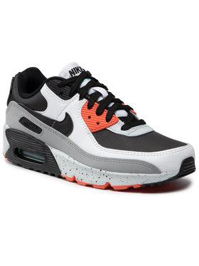 Nike Nike Cipő Nike Air Max 90 Ltr (GS) CD6864 110 Fekete