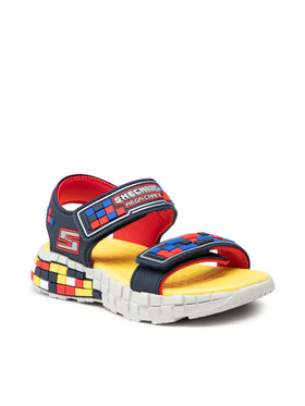 Skechers Skechers Sandales Craft Sandal 400070L/NVRD Bleu marine
