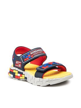 Skechers Skechers Szandál Craft Sandal 400070L/NVRD Sötétkék