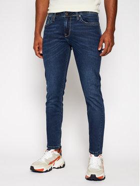 Pepe Jeans Pepe Jeans Prigludę (Slim Fit) džinsai Hatch PM200823 Tamsiai mėlyna Slim Fit