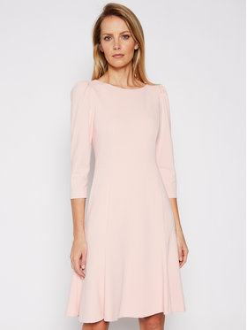 DKNY DKNY Coctailkleid DD0K1116 Rosa Regular Fit