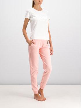 Moschino Underwear & Swim Moschino Underwear & Swim T-Shirt A1901 9031 Biały Regular Fit
