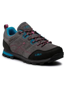 CMP CMP Туристически Alcor Low Wmn Trekking Shoes Wp 39Q4896 Сив
