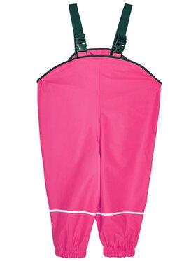 Playshoes Playshoes Kalhoty z materiálu 405424 M Růžová