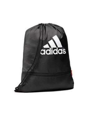 adidas adidas Sac à dos cordon Sp Gymsack H15574 Noir