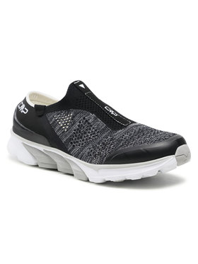 CMP CMP Półbuty Knit Jabbah Wmn Hiking Shoe 39Q9526 Czarny